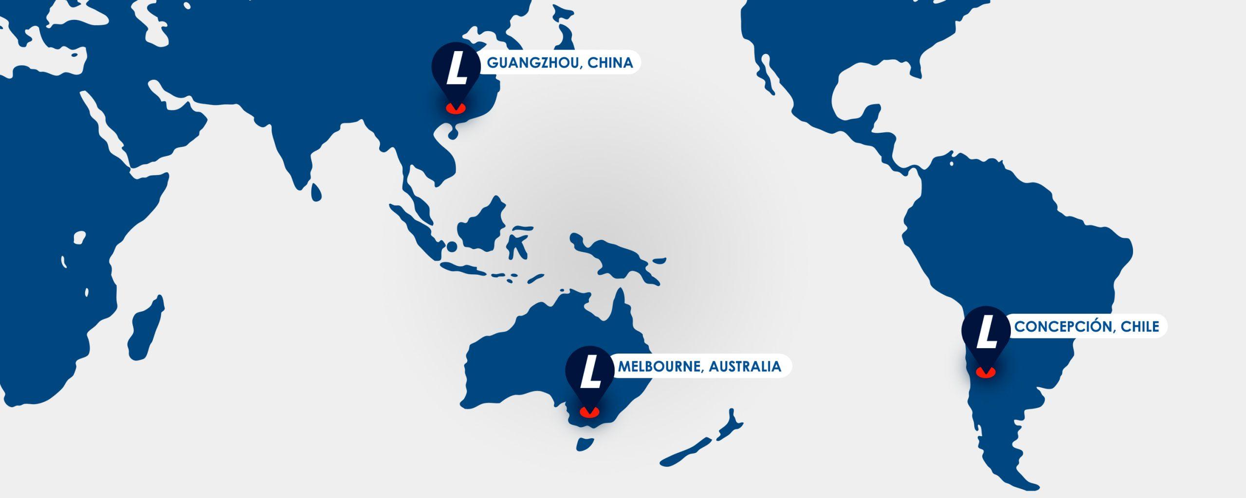 mapa logistec